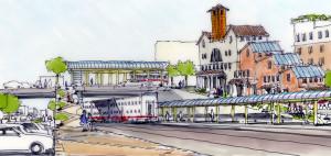 Bayshore-Caltrain-Front
