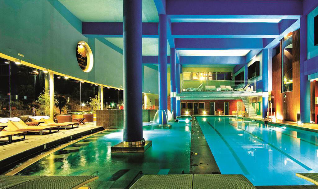 Nagomi Pool, Spa & Fitness