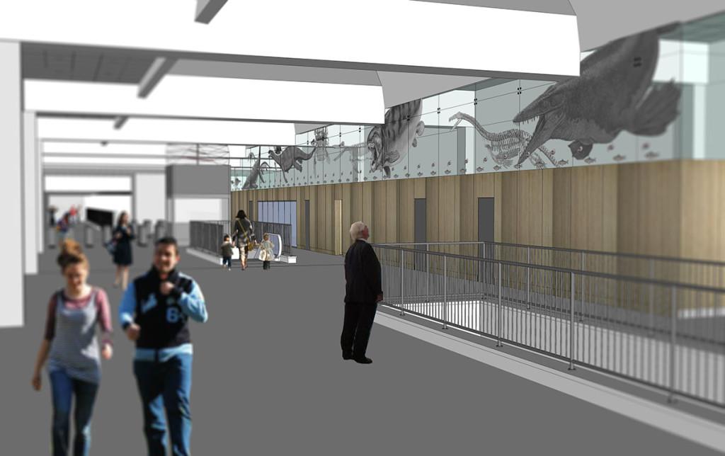 Balboa Concourse