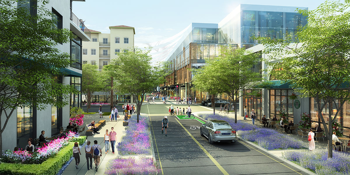 Millbrae BART/Caltrain Station Transit-Oriented Development (TOD ...