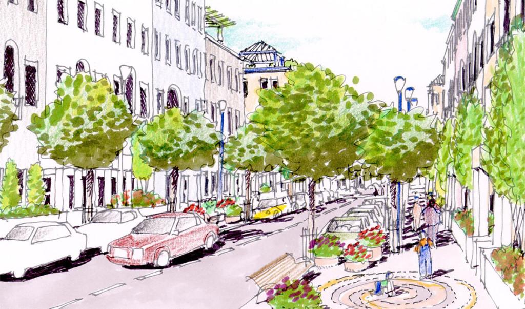 schlage visitacion street